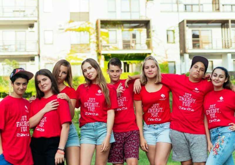 Jey Camp в Сочи