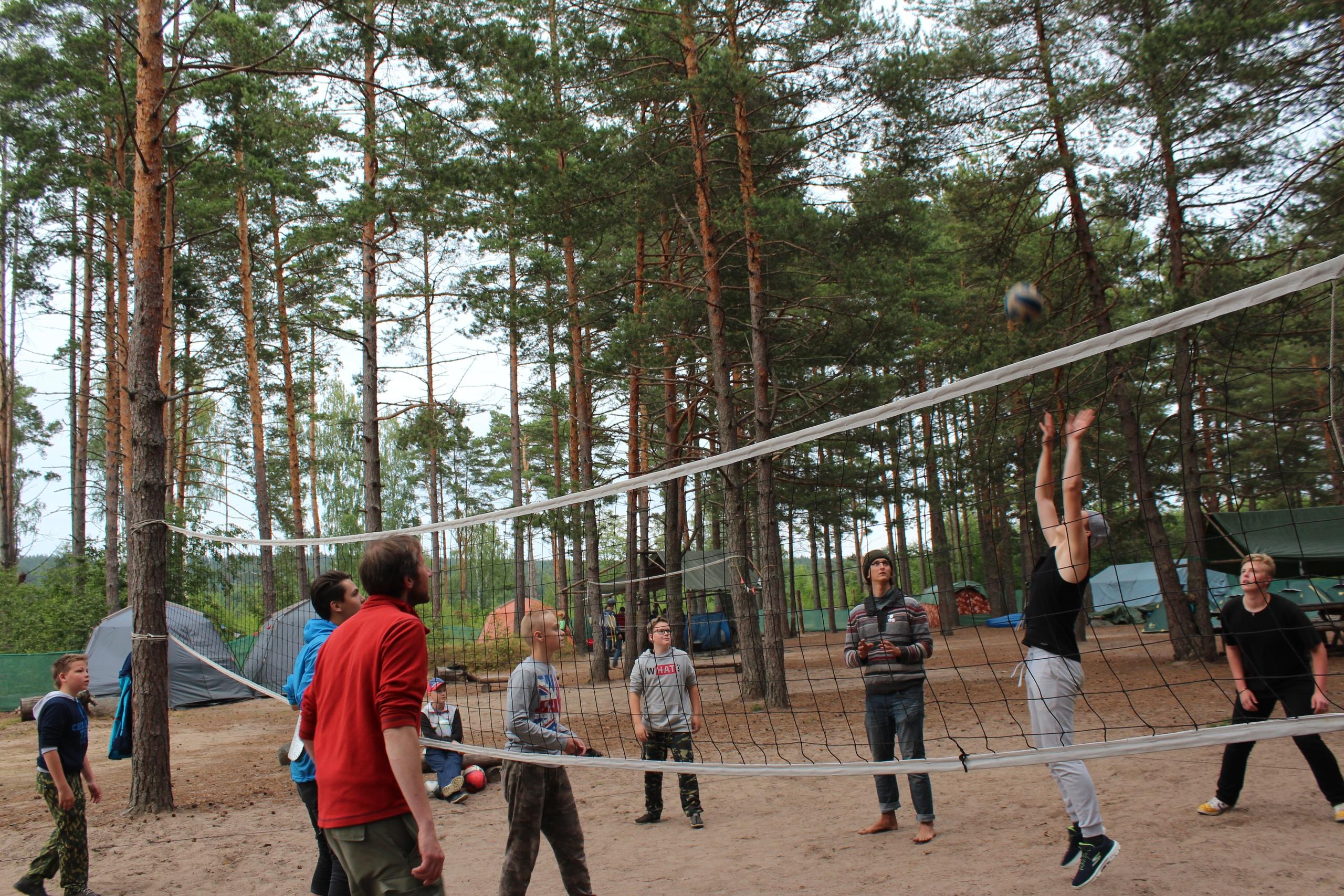 Очень летний в Лен области