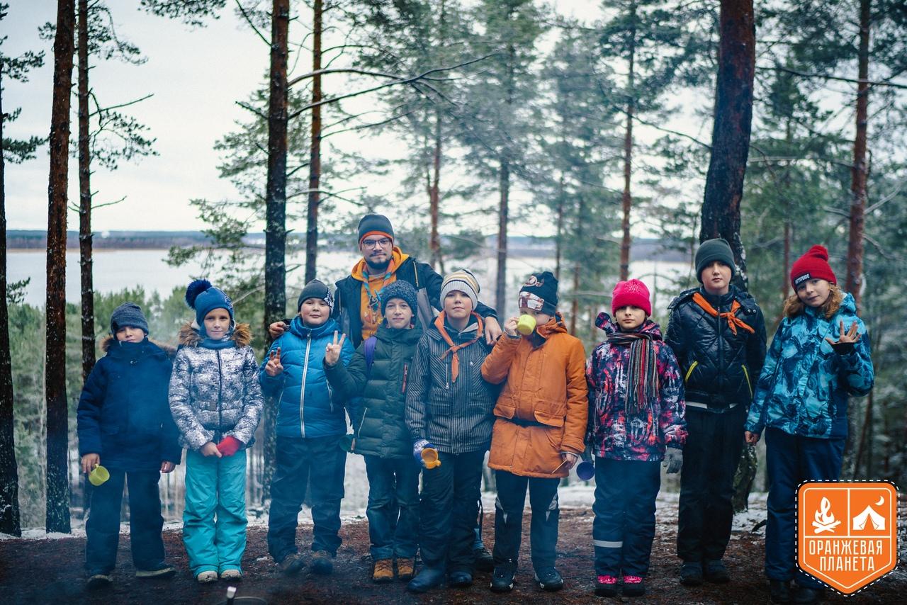 Открыта продажа путёвок в лагерь «Оранжевая планета»